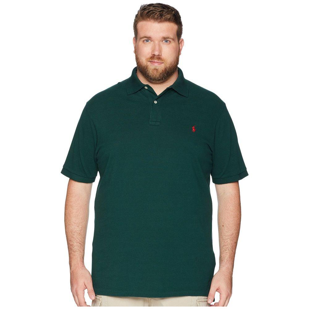 ラルフ ローレン Polo Ralph Lauren Big & Tall メンズ ポロシャツ 大きいサイズ トップス【Big & Tall Classic Pique Polo】College Green