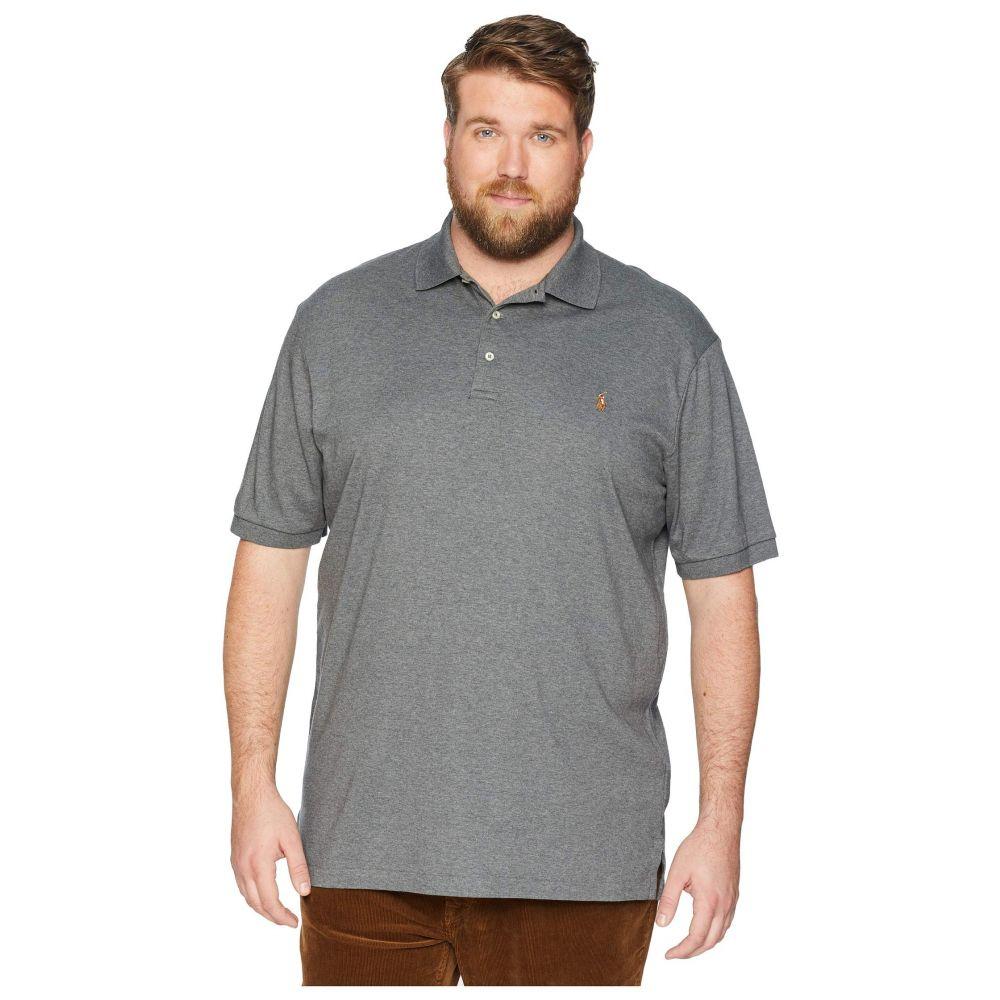 ラルフ ローレン Polo Ralph Lauren Big & Tall メンズ ポロシャツ 大きいサイズ トップス【Big & Tall Soft Touch Polo】Fortress Grey Heather