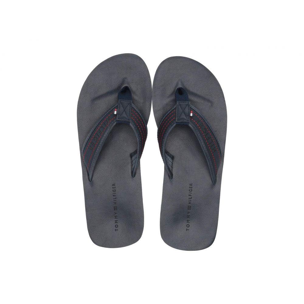 トミー ヒルフィガー Tommy Hilfiger メンズ ビーチサンダル シューズ・靴【Dill】Dark Blue