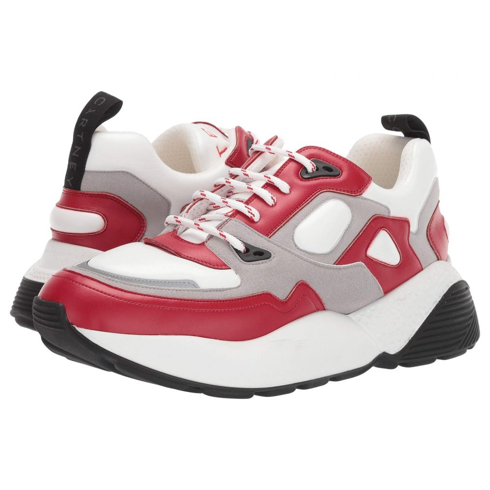 ステラ マッカートニー Stella McCartney メンズ スニーカー チャンキーヒール シューズ・靴【Sport Style Chunky Sneaker】Gray/Black/Reflective/White