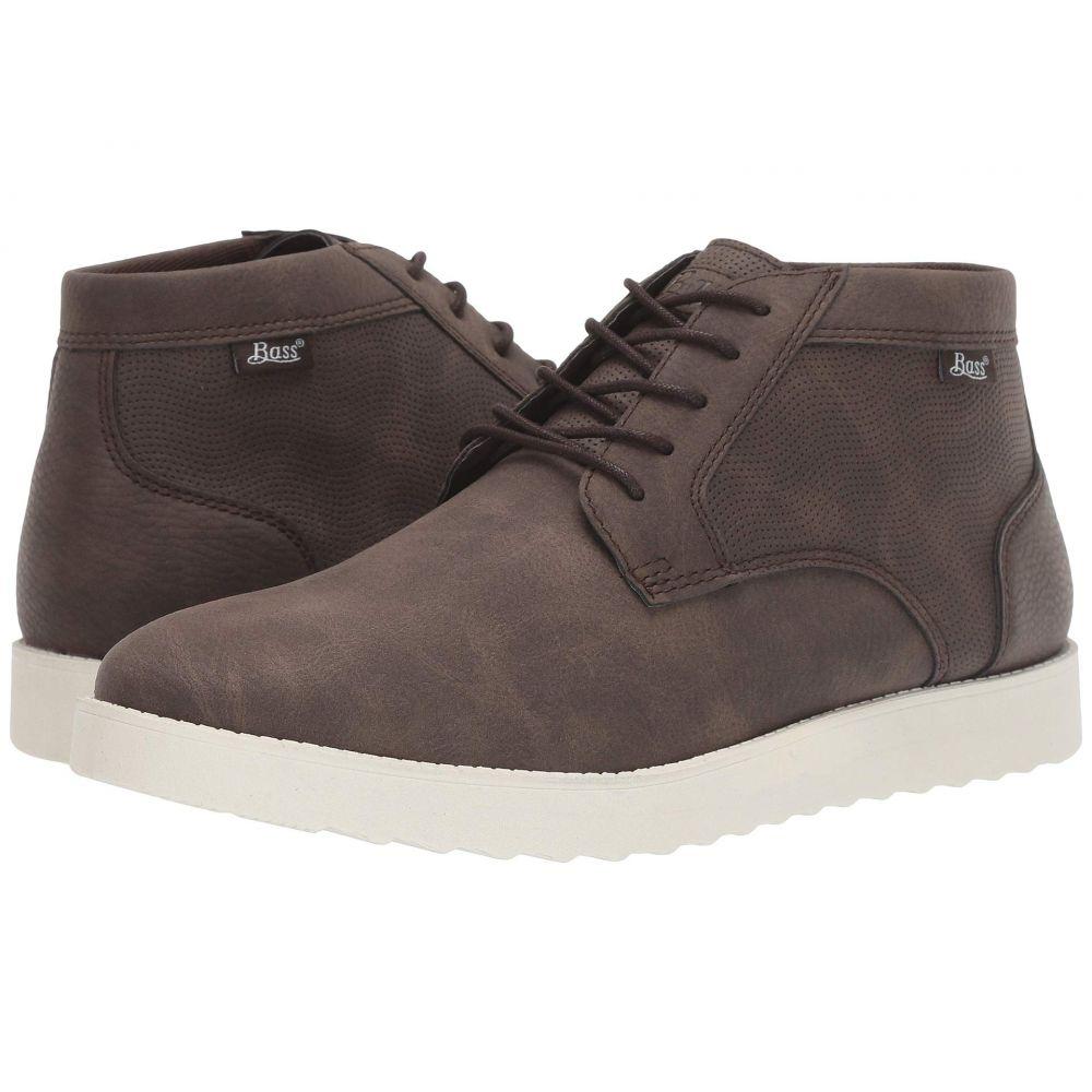 ジーエイチ バス G.H. Bass & Co. メンズ ブーツ シューズ・靴【Dylan Mid Tumble】Brown