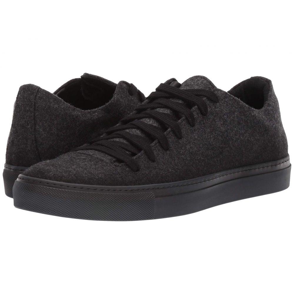 ジョン バルベイトス John Varvatos Collection メンズ スニーカー ローカット シューズ・靴【Reed Low Top Sneaker】Mineral Black