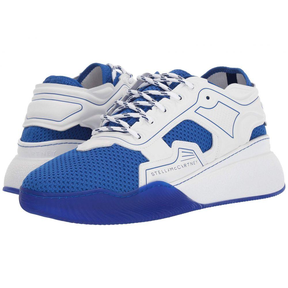 ステラ マッカートニー Stella McCartney メンズ スニーカー ローカット シューズ・靴【Mesh Low Sock Sneaker】Cobalt/White