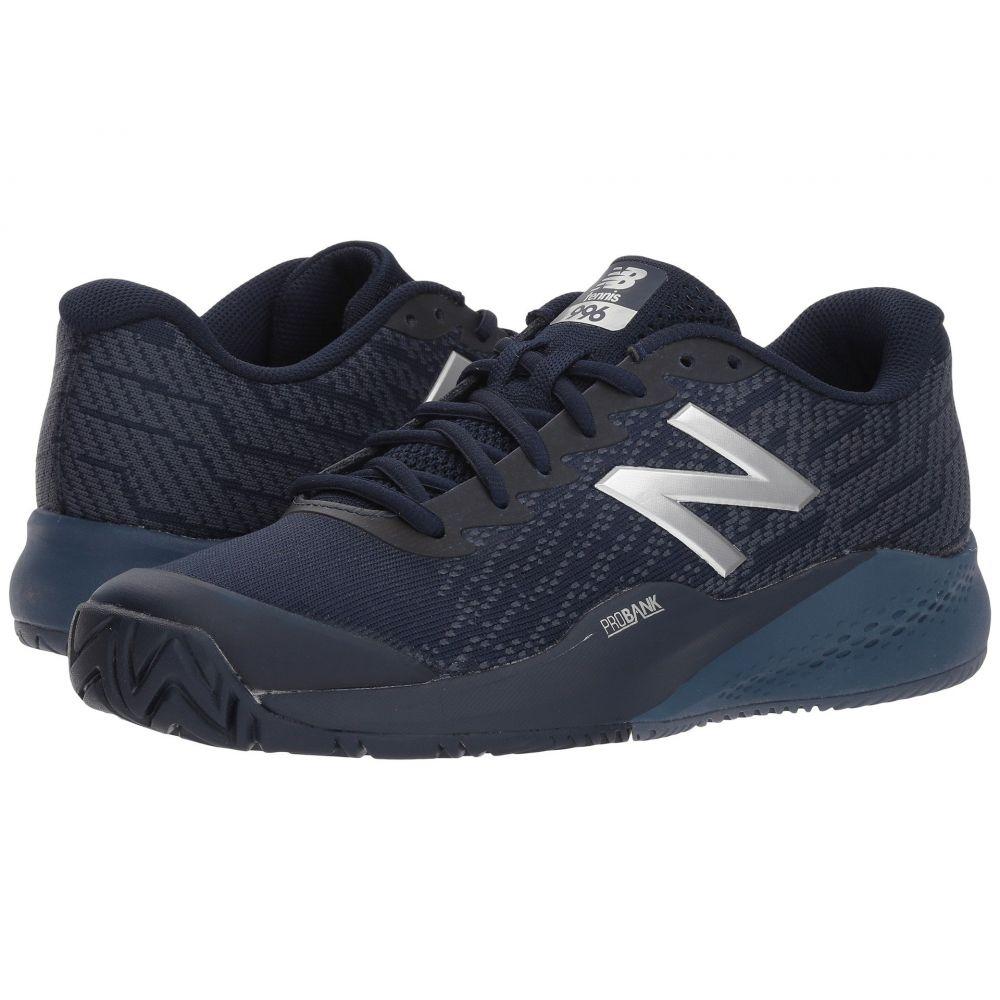 ニューバランス メンズ テニス シューズ・靴 Pigment/Navy 【サイズ交換無料】 ニューバランス New Balance メンズ テニス シューズ・靴【MCH996v3】Pigment/Navy