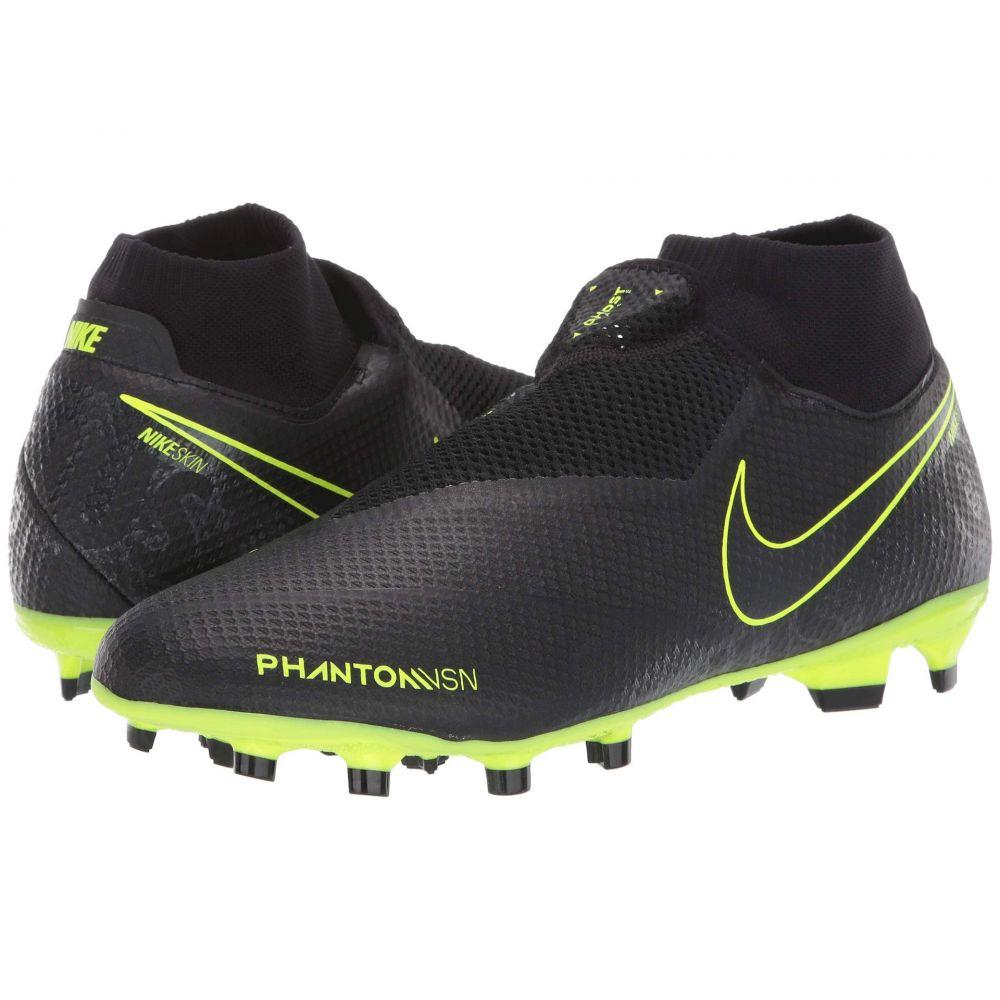 ナイキ Nike メンズ サッカー シューズ・靴【Phantom VSN Pro DF FG】Black/Black/Volt