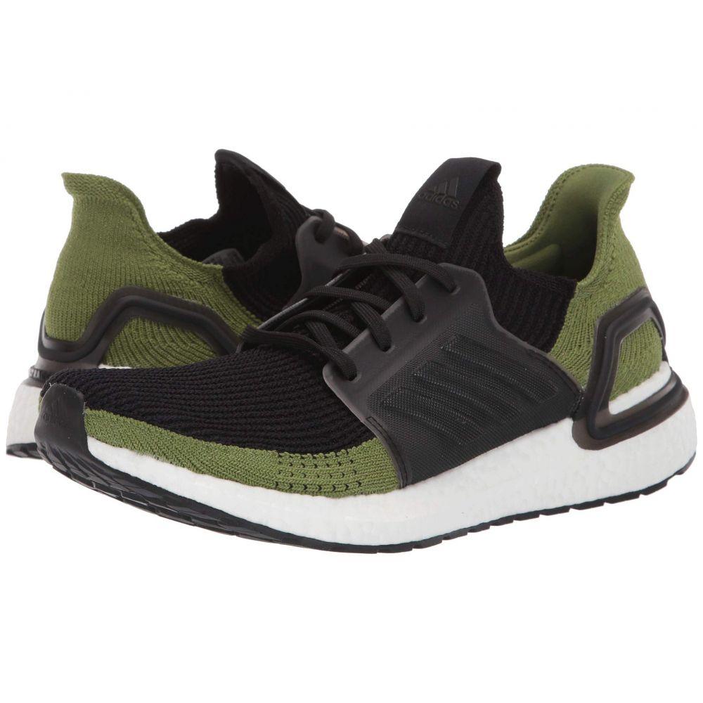 アディダス adidas Running メンズ ランニング・ウォーキング シューズ・靴【Ultraboost 19】Core Black/Core Black/Tech Olive