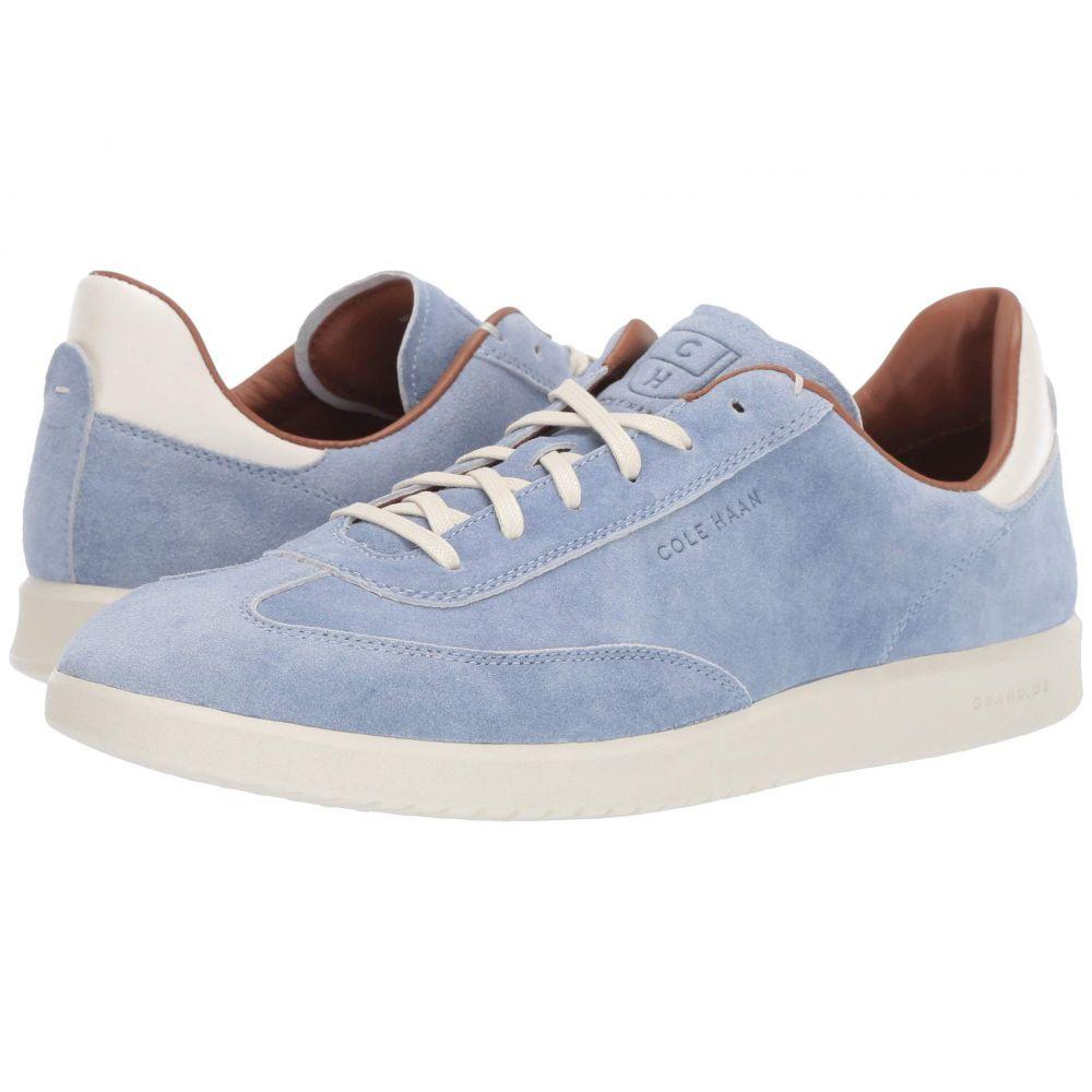 コールハーン Cole Haan メンズ スニーカー シューズ・靴【Grandpro Turf Sneaker】Dusty Zen Blue Suede