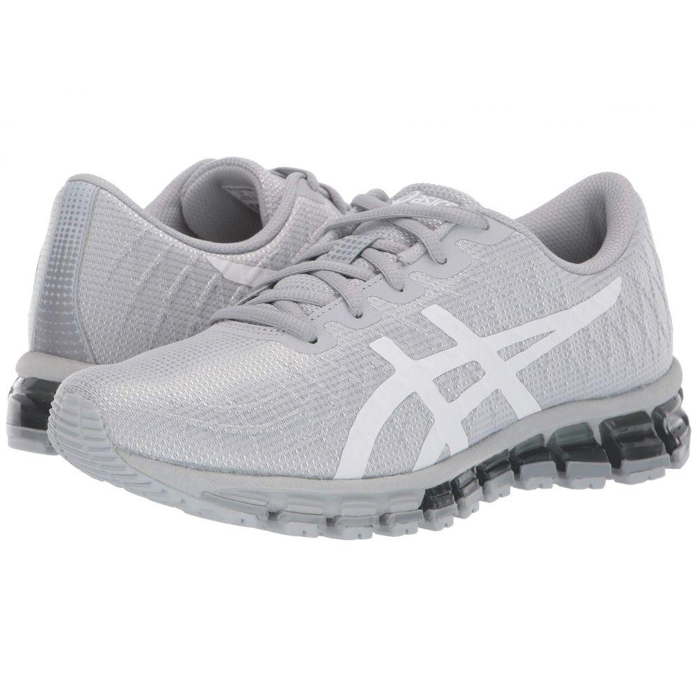 アシックス ASICS レディース ランニング・ウォーキング シューズ・靴【GEL-Quantum 180 4】Mid Grey/White