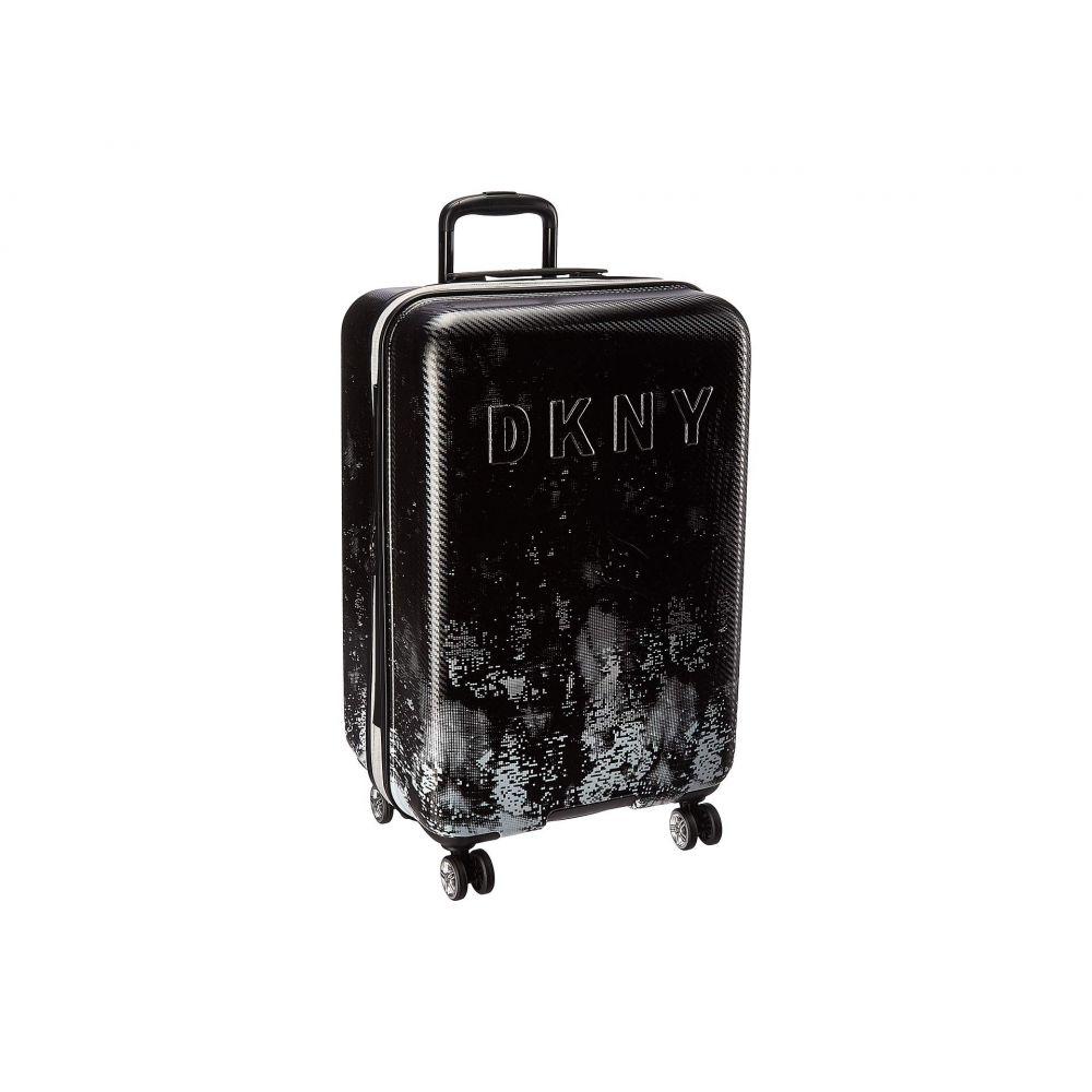 ダナ キャラン ニューヨーク DKNY ユニセックス スーツケース・キャリーバッグ バッグ【24 Glimmer Upright】Black