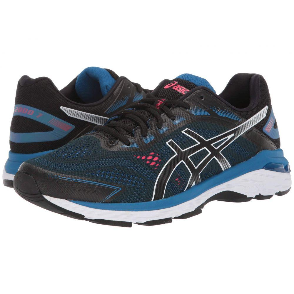 アシックス ASICS メンズ ランニング・ウォーキング シューズ・靴【GT-2000 7】Black/Black