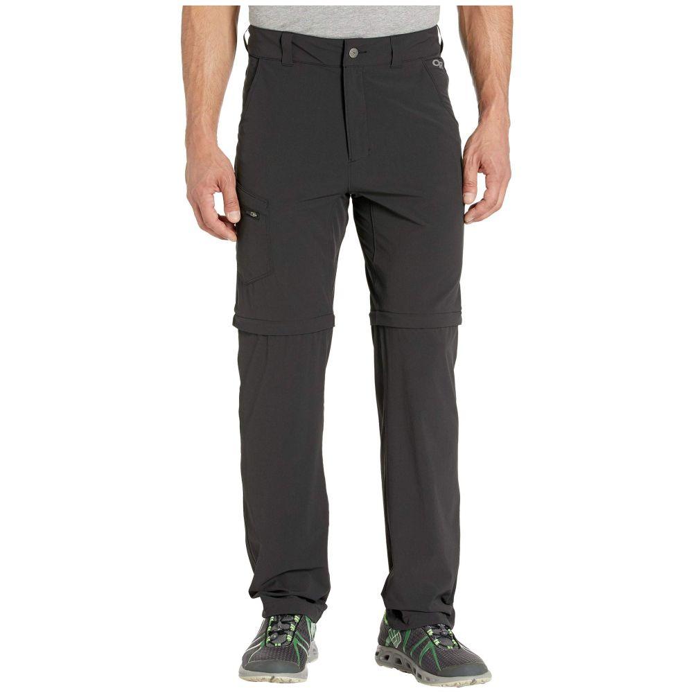 アウトドアリサーチ Outdoor Research メンズ ボトムス・パンツ 【Ferrosi Convertible Pants】Black