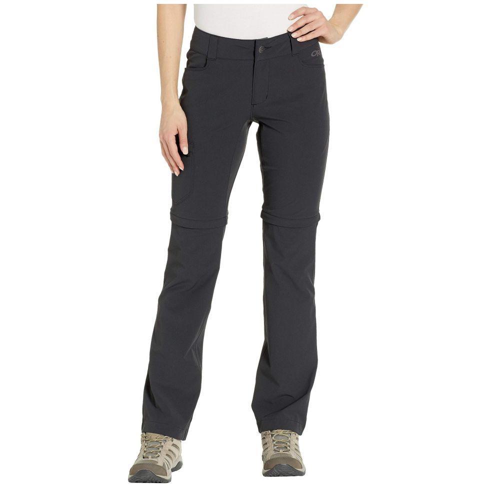 アウトドアリサーチ Outdoor Research レディース ボトムス・パンツ 【Ferrosi Convertible Pants】Black