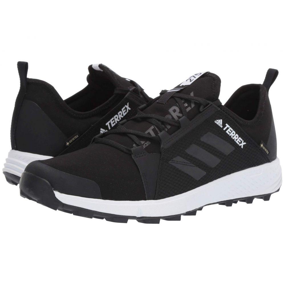 アディダス adidas Outdoor メンズ ランニング・ウォーキング シューズ・靴【Terrex Speed GTX】Black/Black/White