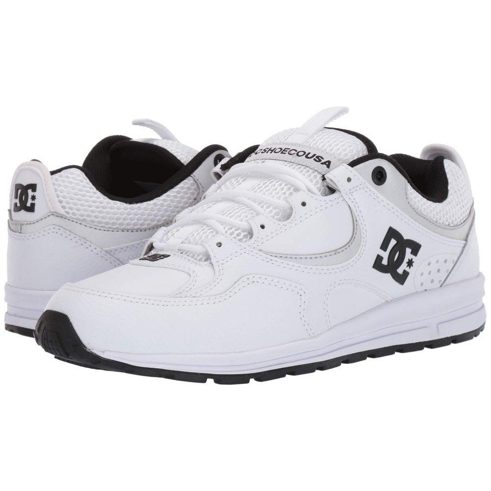 ディーシー DC メンズ スニーカー シューズ・靴【Kalis Lite】White/Black/Black