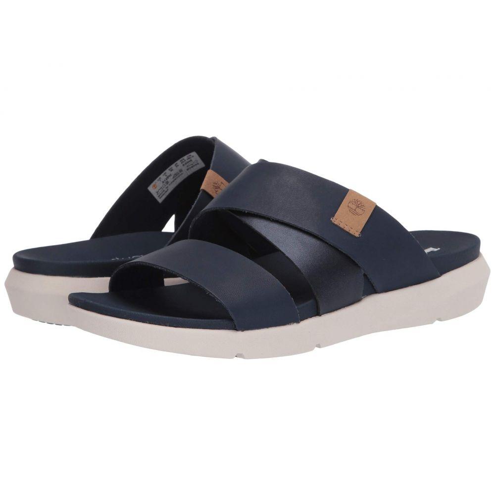 ティンバーランド Timberland レディース サンダル・ミュール スライドサンダル シューズ・靴【Wilesport Slide Sandal】Black Iris