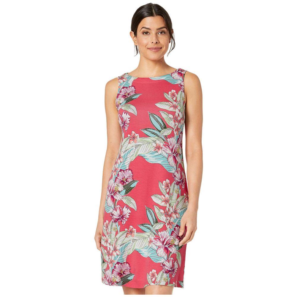 トミー バハマ Tommy Bahama レディース ワンピース シフトドレス ワンピース・ドレス【Maria Mambo Shift Dress】Paradise Pink