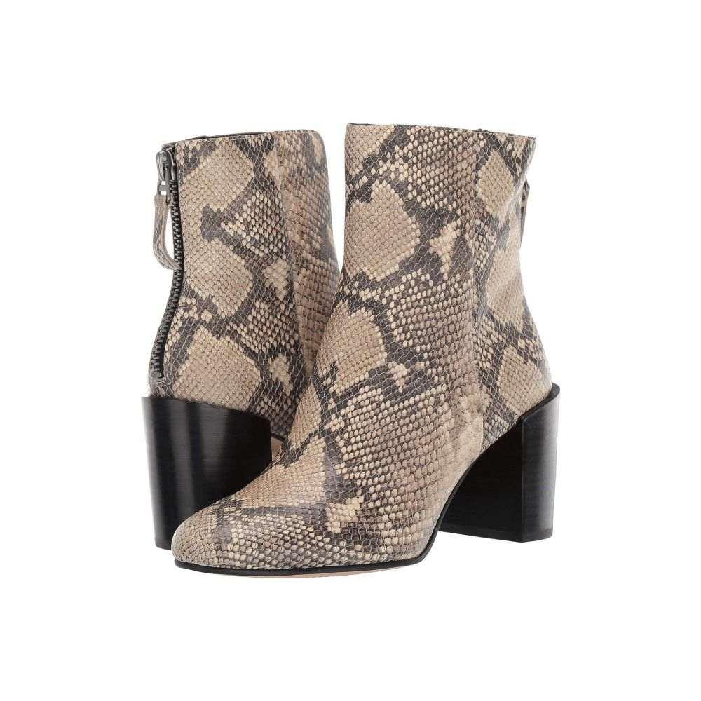 ドルチェヴィータ Dolce Vita レディース ブーツ シューズ・靴【Cyan】Black/White Snake Print Leather
