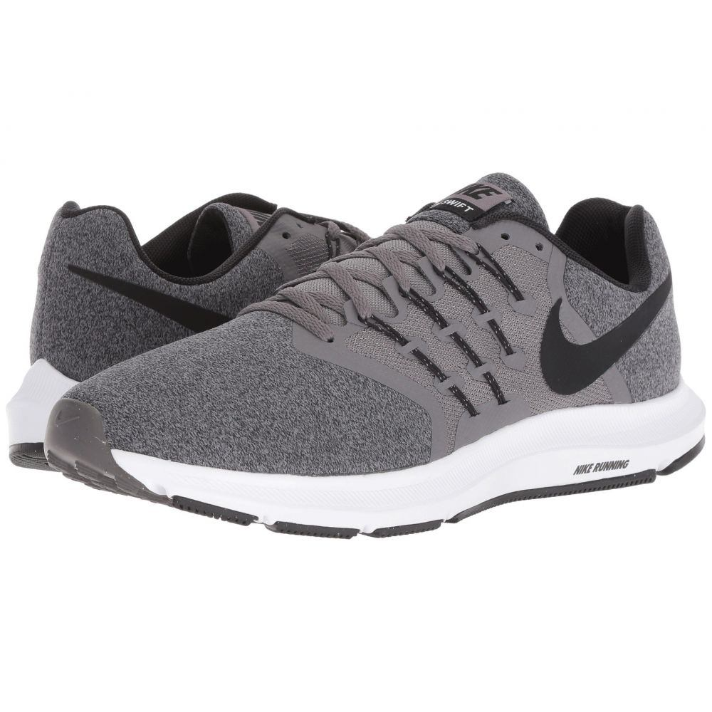 ナイキ Nike メンズ ランニング・ウォーキング シューズ・靴【Run Swift】Gunsmoke/Black/White