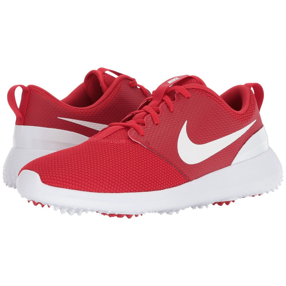 ナイキ Nike Golf メンズ スニーカー シューズ・靴【Roshe G】University Red/White