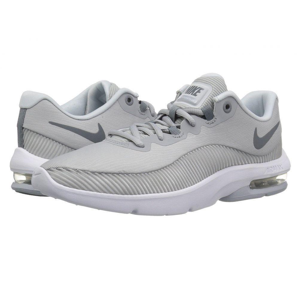 ナイキ Nike レディース ランニング・ウォーキング エアマックス シューズ・靴【Air Max Advantage 2】Wolf Grey/Cool Grey/Pure Platinum/White