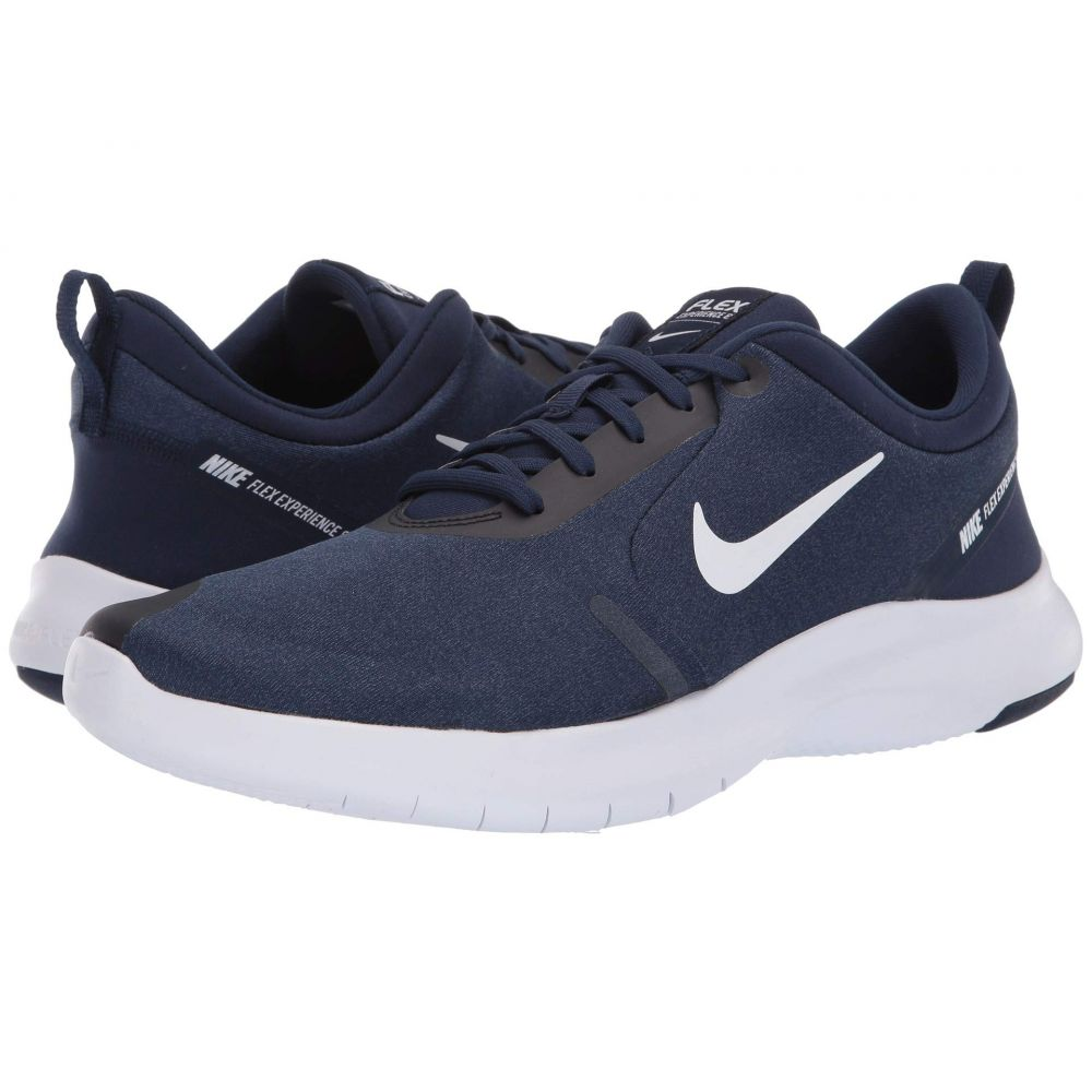 ナイキ Nike メンズ ランニング・ウォーキング シューズ・靴【Flex Experience RN 8】Midnight Navy/White/Monsoon Blue