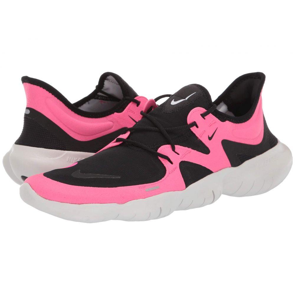 ナイキ Nike メンズ ランニング・ウォーキング シューズ・靴【Free RN 5.0】Pink Blast/Black/Platinum Tint