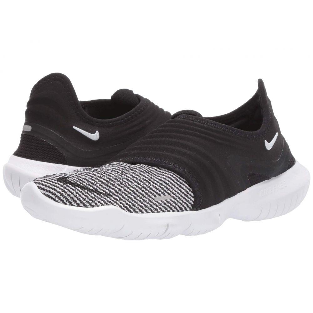 ナイキ Nike レディース ランニング・ウォーキング シューズ・靴【Free RN Flyknit 3.0】Black/White/Volt