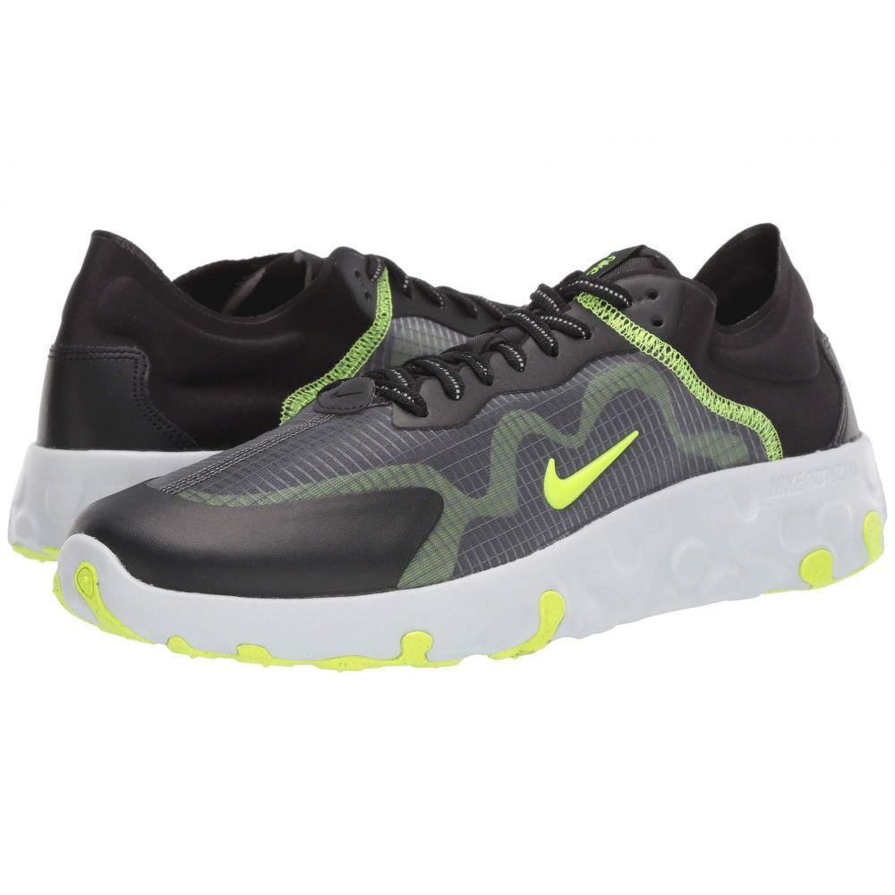 ナイキ Nike メンズ スニーカー シューズ・靴【Renew Lucent】Black/Volt/Pure Platinum/Dark Grey