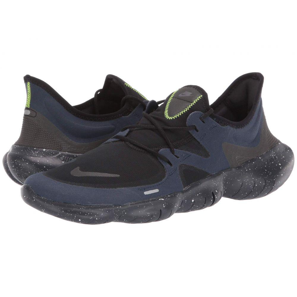 ナイキ Nike メンズ ランニング・ウォーキング シューズ・靴【Free RN 5.0 SE】Obsidian/Black/Anthracite