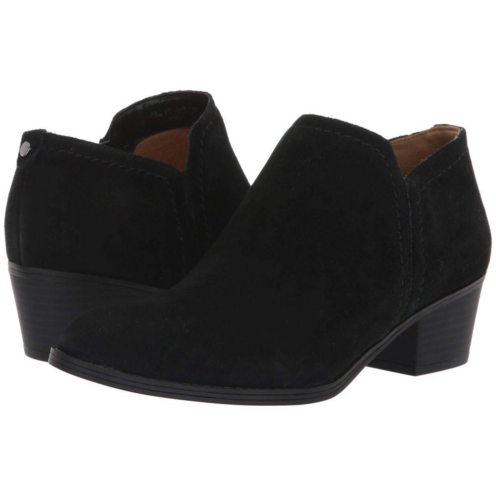 ナチュラライザー Naturalizer レディース ブーツ シューズ・靴【Zarie】Black Suede