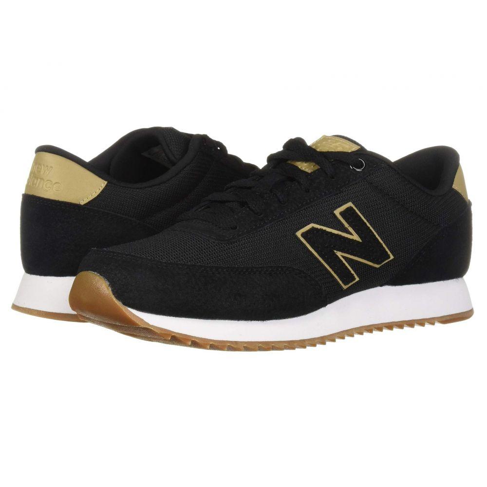 ニューバランス New Balance Classics レディース スニーカー シューズ・靴【501v1-USA】Black/Hemp