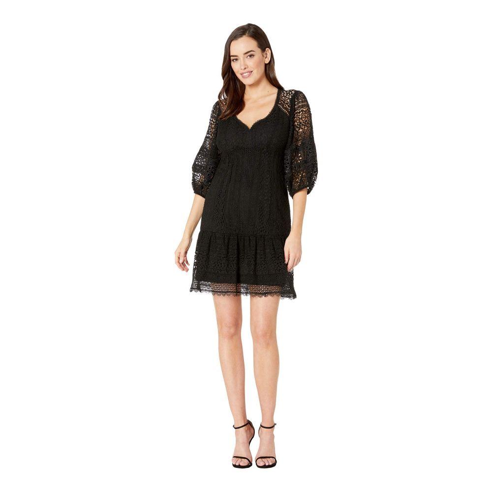 ナネット レポー Nanette Lepore レディース ワンピース ワンピース・ドレス【Romantic Dress】Black