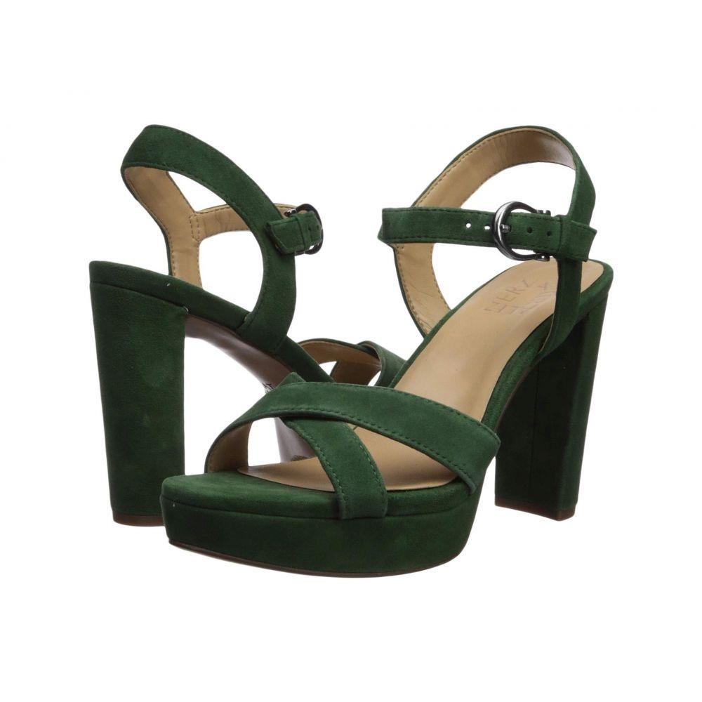 ナチュラライザー Naturalizer レディース サンダル・ミュール シューズ・靴【Mia】Forest Green Suede