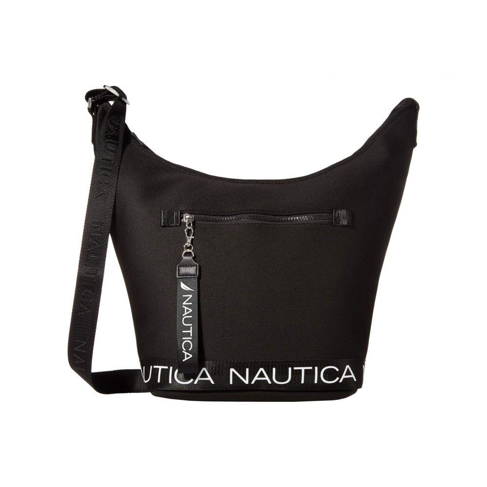 ノーティカ Nautica レディース ハンドバッグ バッグ【Hobo Bucket】Black/Black