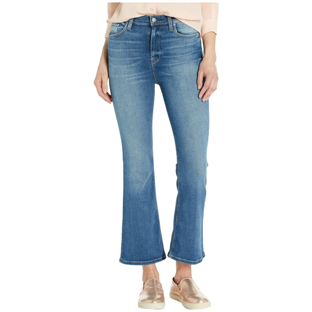 ハドソンジーンズ Hudson Jeans レディース ジーンズ・デニム ボトムス・パンツ【Holly High-Rise Crop Flare in Strike】Strike