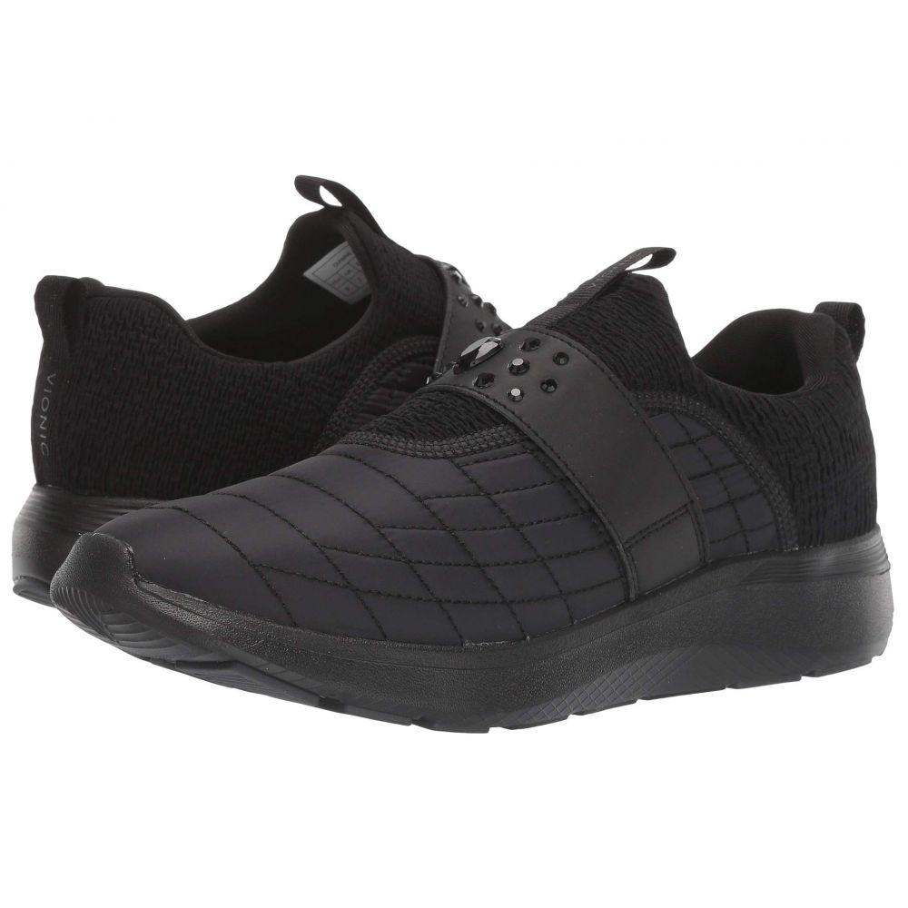 バイオニック VIONIC レディース スニーカー シューズ・靴【Dianne】Black