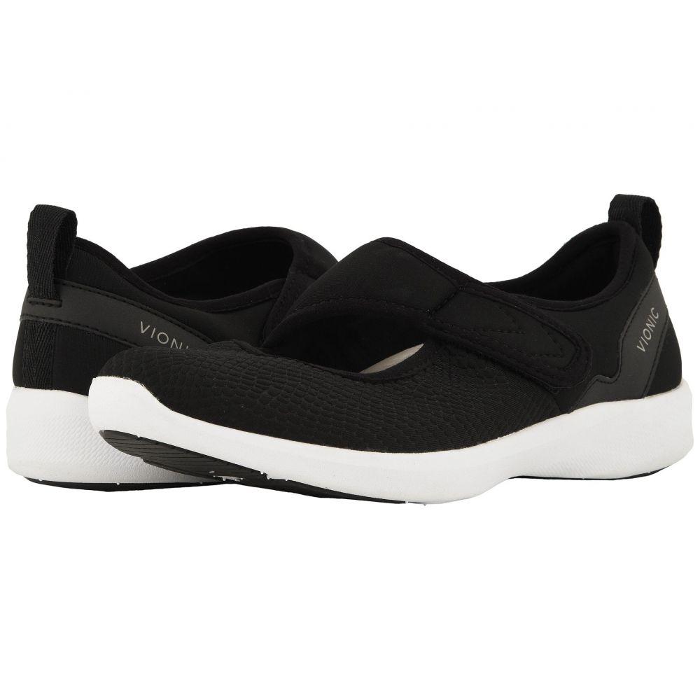 バイオニック VIONIC レディース スニーカー シューズ・靴【Sonnet】Black