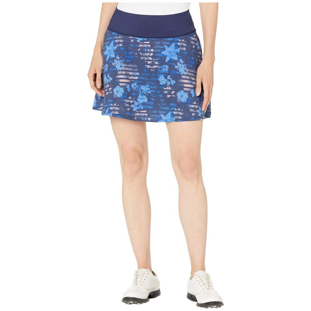 プーマ PUMA Golf レディース スカート 【PWRSHAPE Floral Skirt】Peacoat