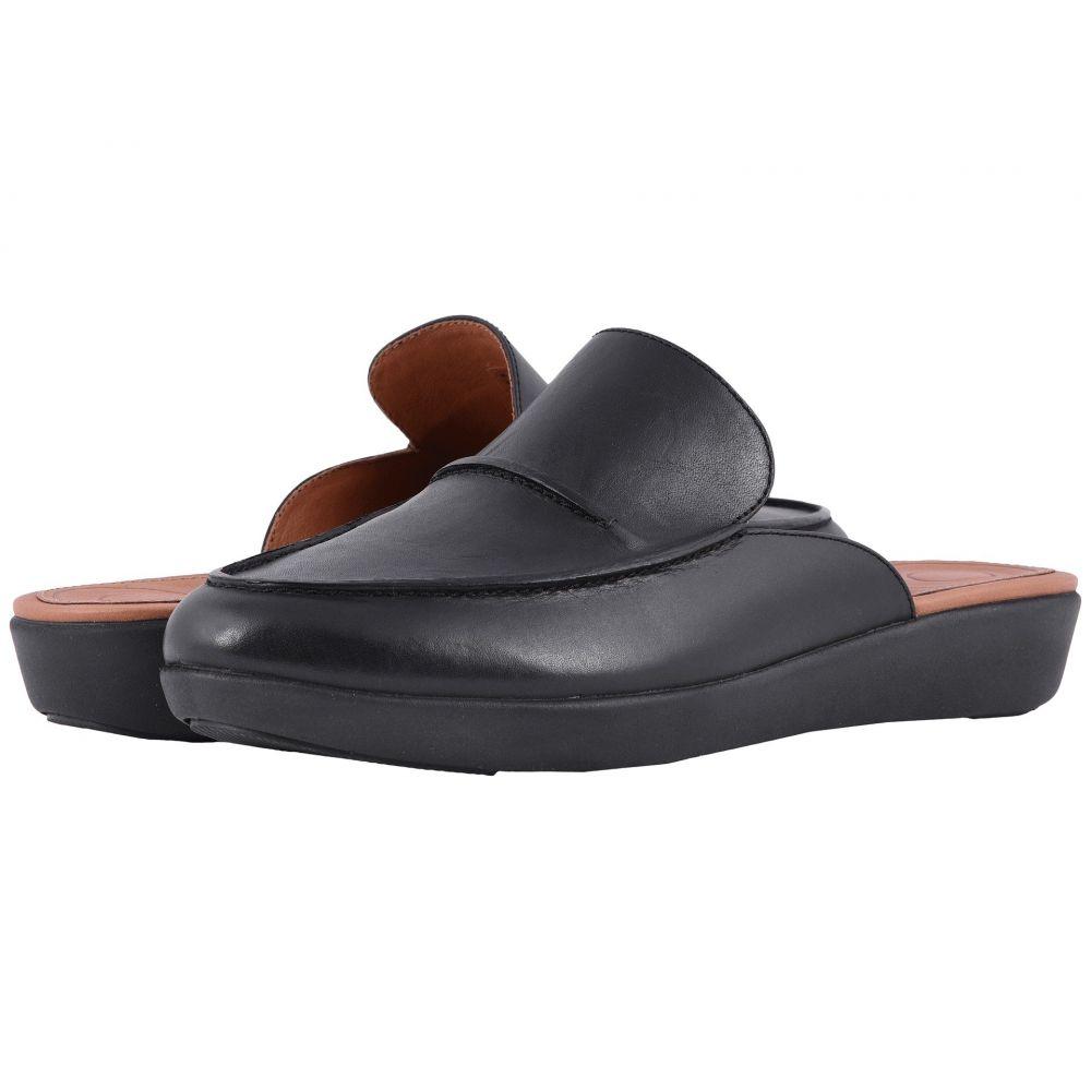 フィットフロップ FitFlop レディース ローファー・オックスフォード シューズ・靴【Serene】Black
