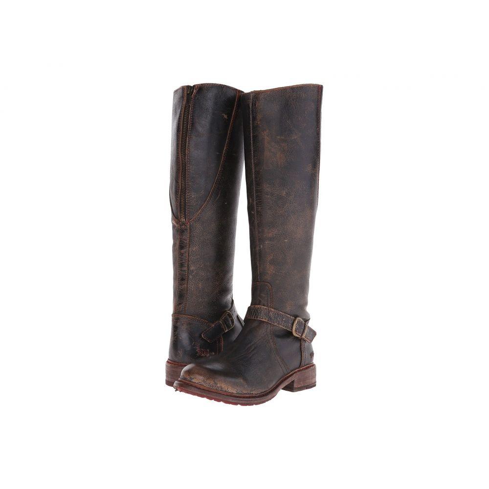 ベッドステュ Bed Stu レディース ブーツ シューズ・靴【Glaye】Black Lux Leather