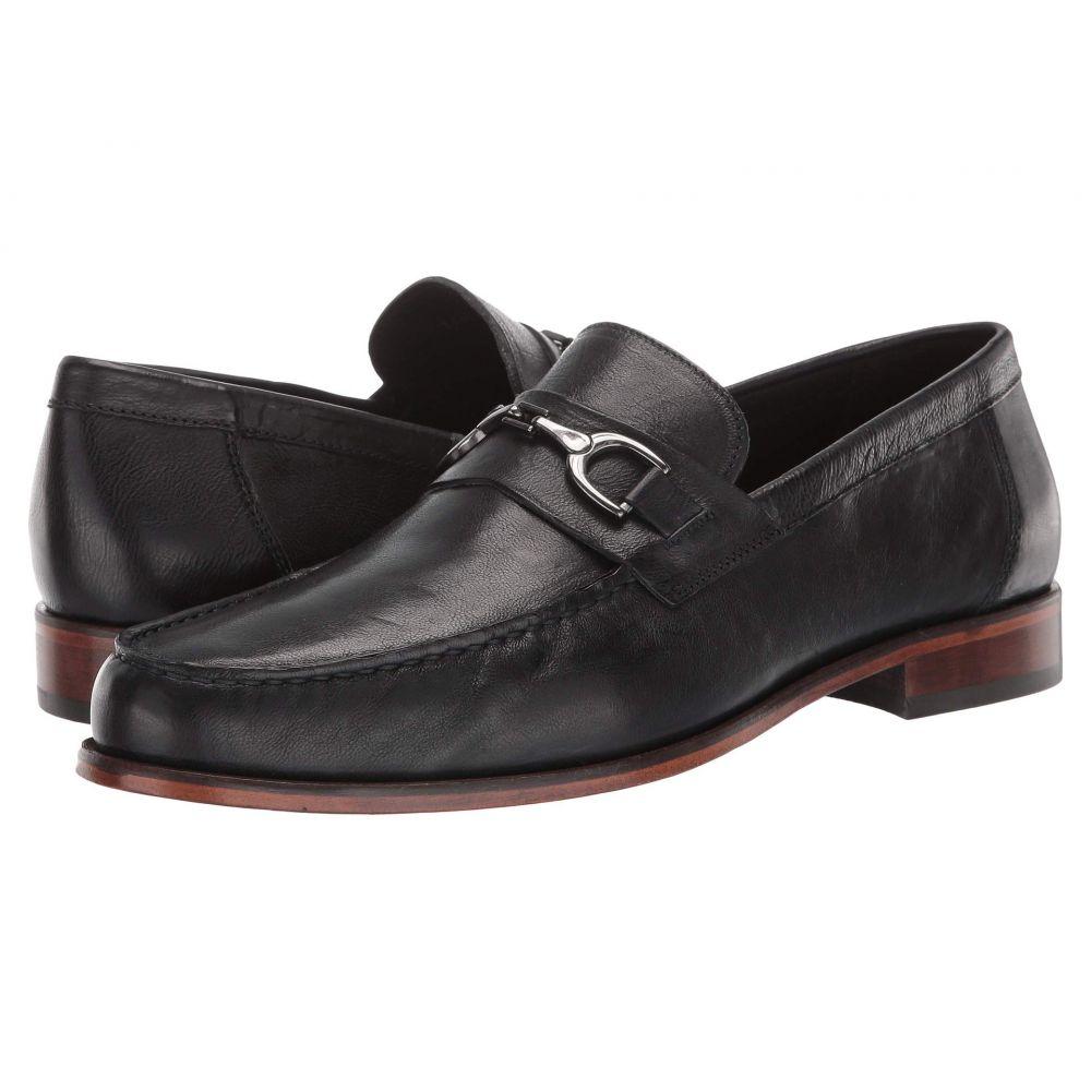 ブルーノ マリ Bruno Magli メンズ ローファー シューズ・靴【Praline】Navy Leather