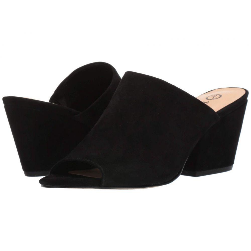 ベラヴィータ Bella-Vita レディース サンダル・ミュール シューズ・靴【Kathy】Black Suede Leather