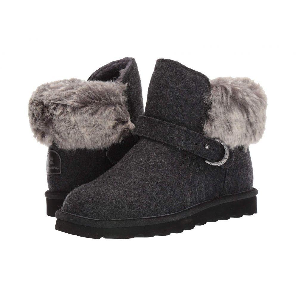 ベアパウ Bearpaw レディース ブーツ シューズ・靴【Koko Wide】Gray Wool