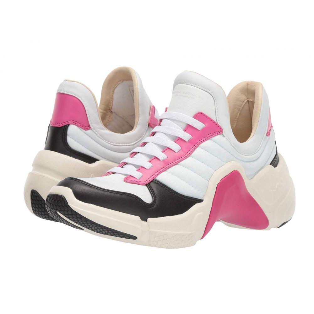 マークネイソン Mark Nason レディース スニーカー シューズ・靴【Neo Block - Amped】White/Pink