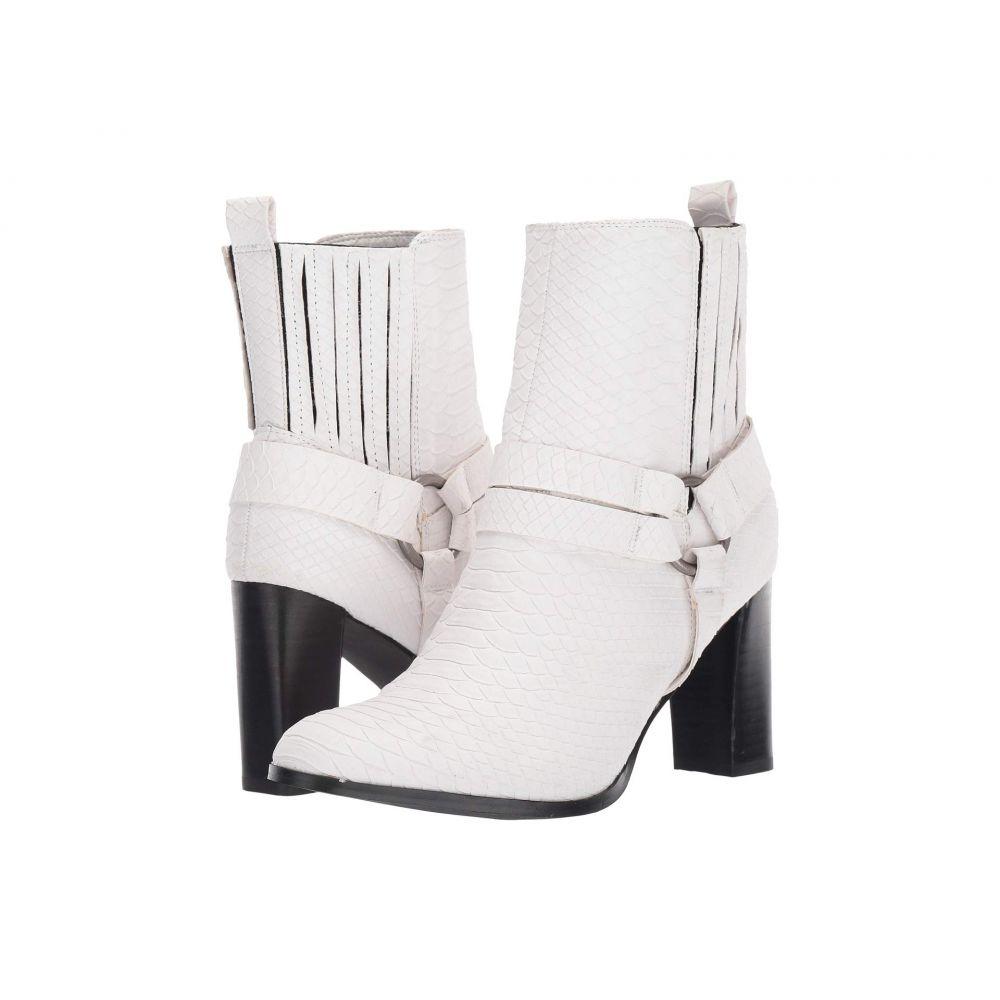 マチス Matisse レディース ブーツ シューズ・靴【Breakaway】White Synthetic