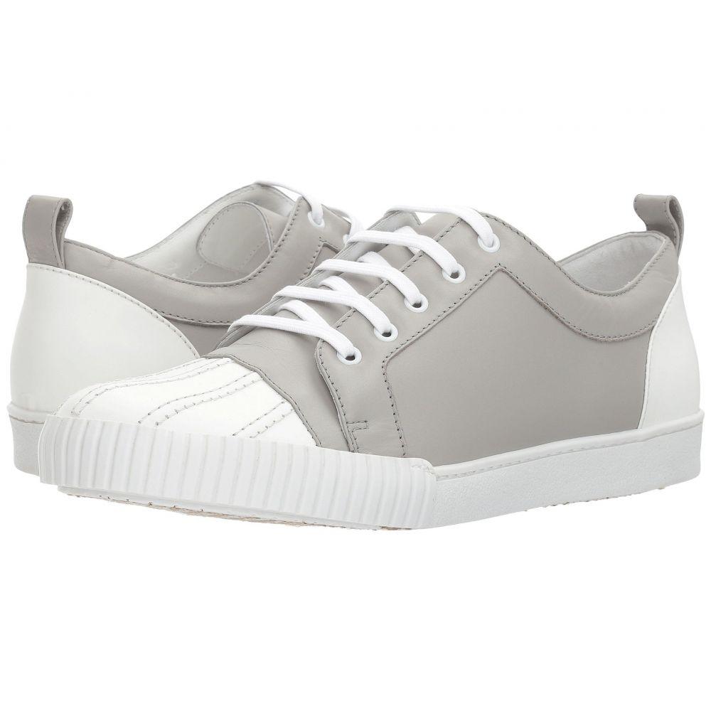 マルニ MARNI メンズ スニーカー シューズ・靴【Captoe Sneaker】Grey/White