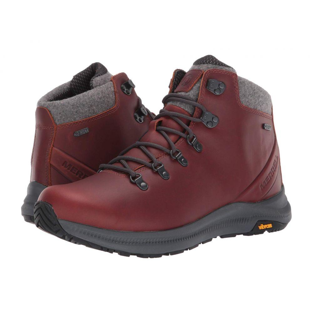 メレル Merrell メンズ ハイキング・登山 シューズ・靴【Ontario Thermo Mid Waterproof】Barley