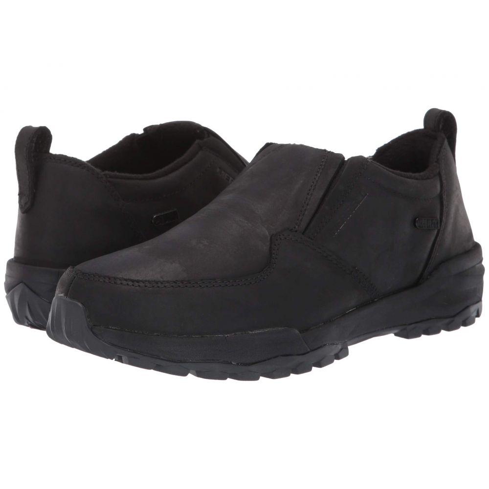 メレル Merrell レディース ブーツ シューズ・靴【Icepack Guide Moc Polar Waterproof】Black