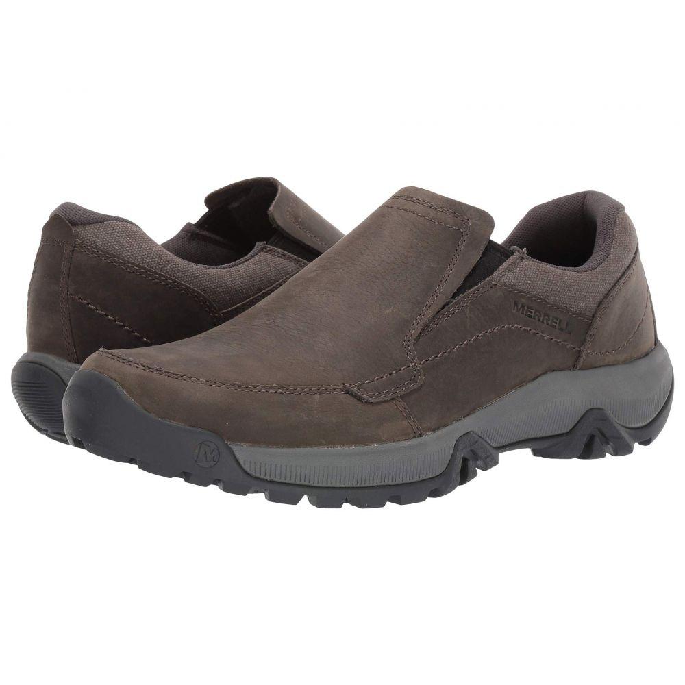 メレル Merrell メンズ ハイキング・登山 シューズ・靴【Anvik Pace Moc】Charcoal