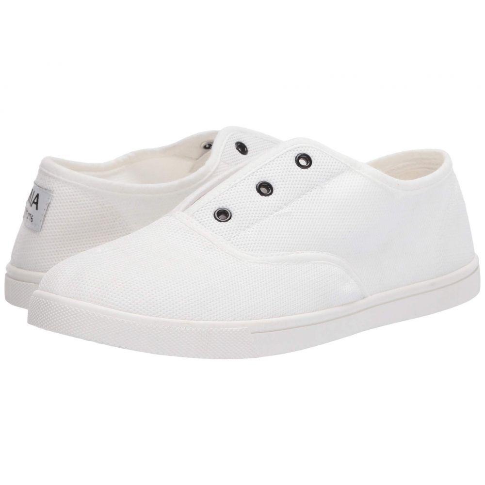 ミア MIA レディース スニーカー シューズ・靴【Reva】White